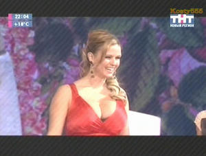 Anna Semenovich - Comedy Woman (Russian TV)