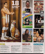 Bella Twins-WWE Magazine March 2011
