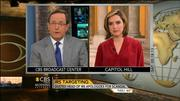 Margaret Brennan - newsperson - CBS News - May 18  2013 HDcaps