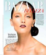 Iekeliene Stange - Harper's Bazaar Mexico - Sep 2010 (x4)