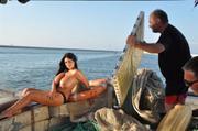 Марика Фрусцио, фото 4. Marika Fruscio Calendario 2011, photo 4