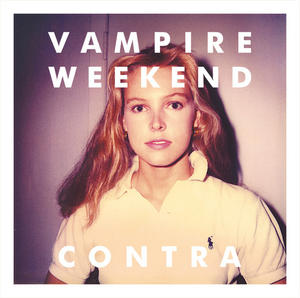 capa Vampire Weekend – Contra (iTunes Bonus Track Version) (2010)
