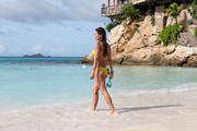 Brooke Burke in a Bikini in St. Barts - August 11, 2011