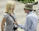 SCARLETT JOHANSSON -~- Candids -~- Sets of Woody Allen's Film -~- 2nd Day -~- Jul 10 -~- HQ x 14