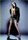 Avril Lavigne little diff quality Arena Mag Foto 298 (Аврил Лавин мало различий качество Арена Mag Фото 298)