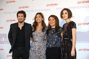Eva Mendes & Keira Knightley photocall for Last Night in Rome 28-10-2010