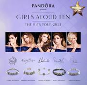Girls Aloud - Pandora bracelet picture