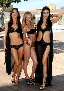 th 535091236 download 6 122 752lo Adriana Lima, Alessandra Ambrosio & Candice Swanepoel @ VS Angels swimwear launch 2011 high resolution candids