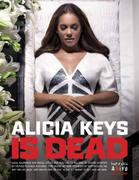 Alicia Keys snapped lifeless for Digital Death Campaign