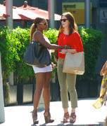 Emily Blunt looking good leaving Hungry Cat in Hollywood 28-07-2011 not HQ tags (Ass shot)