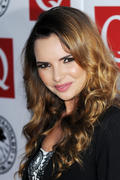 Nadine Coyle 2010 Q Awards in London 25-10-2010