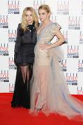 Ashley and Mary-Kate Olsen elle style awards 2010