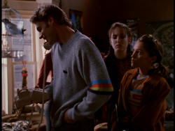 Amy Jo Johnson in Spooked